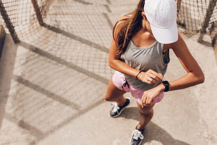 Prática esportiva no propósito da Girando Sol